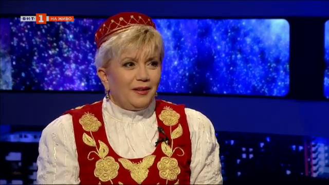 Николина Чакърдъкова с покана за рожден ден - лично и емоционално