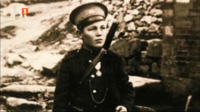 Никола Костов - най-младият български доброволец в Първата световна война