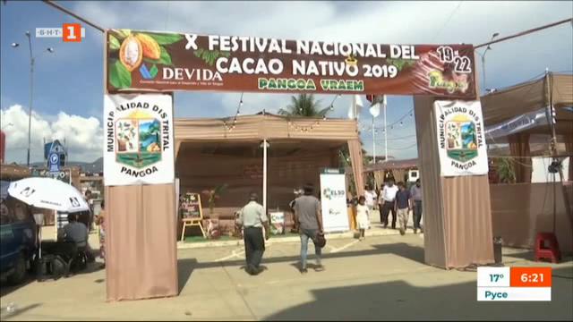 Какао вместо кока в Перу