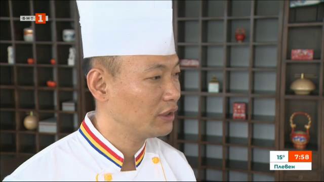 Кулинарна магия от Китай: готвачът Джан Хаофън готви в София
