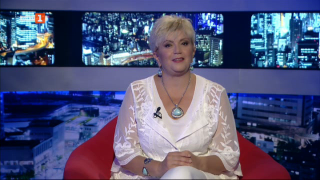 Николина Чакърдъкова в БНТ на 60