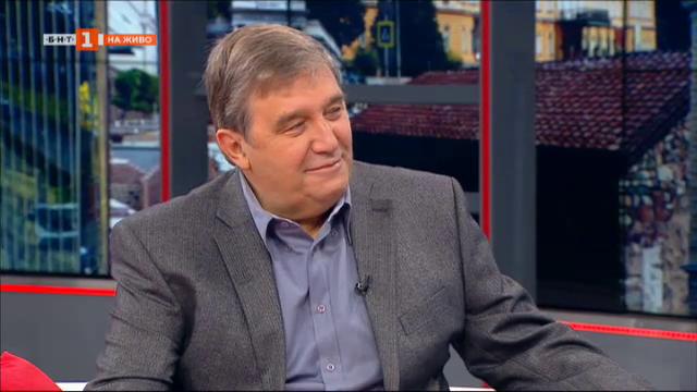 Преходите и поуките - разговор с Димитър Луджев