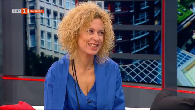 """Силвия Лулчева за премиерата на """"Ветрилото на лейди Уиндърмиър"""" в Сатирата"""