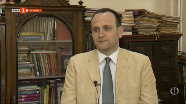 Д-р Димитриос Керамидас: Църквите имат нужда от повторна евангелизация