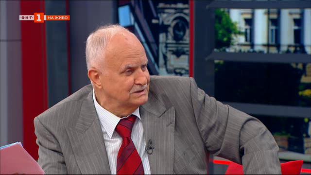 Тезиси на справедливостта - говори бившият главен прокурор Никола Филчев