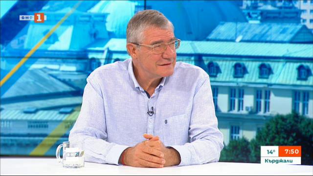 Задачите на новата българска експедиция на Антарктида - проф. Христо Пимпирев