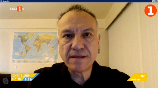Аврам Агов: Навлизаме в нова фаза на втора студена война между САЩ и Китай