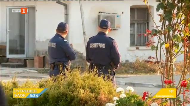 Засилено полицейско присъствие в селата от община Карлово