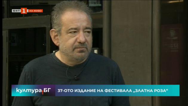 """Филмът """"В кръг"""" на Стефан Командарев на фестивала Златна роза"""