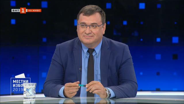 Местните избори и идеите за промяна: Славчо Атанасов - НФСБ-ВМРО