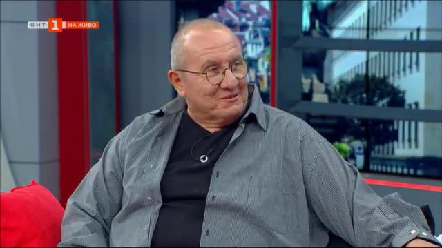 С усмивка на 65 - Димитър Туджаров-Шкумбата