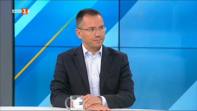 Местни избори 2019: Защо Ангел Джамбазки иска да е кмет на София