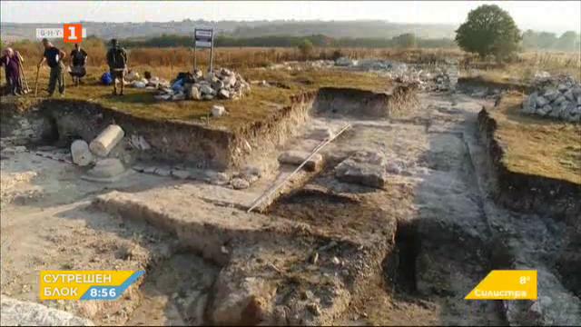 Тайните на древния град Палматис край тервелското село Оногур