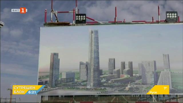 Най-високата сграда в Африка ще е в Кайро