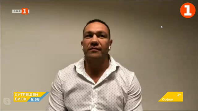Специално за БНТ: Кубрат Пулев по пътя към Световната титла в тежка категория