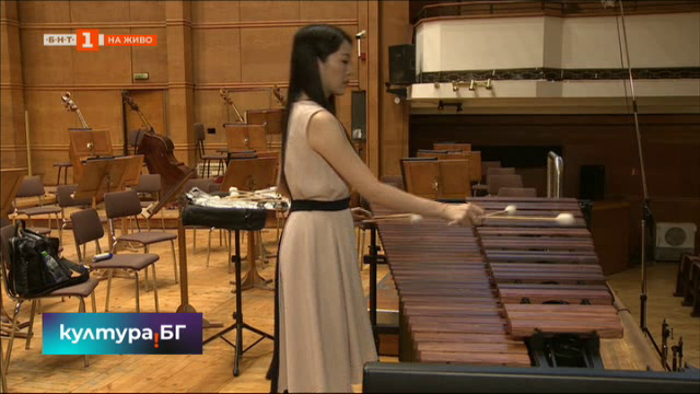 Световноизвестната перкусионистка Ерико Даимо с концерт в София
