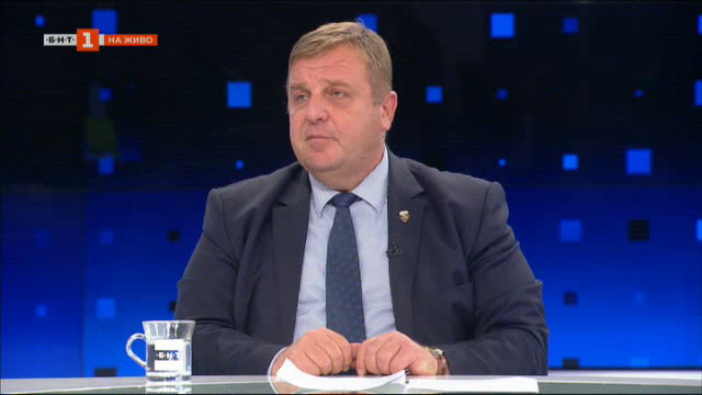Европейското бъдеще на Северна Македония - Красимир Каракачанов