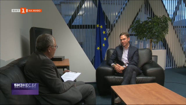 Специално интервю със зам.-председателя на Европейската комисия Юрки Катайнен