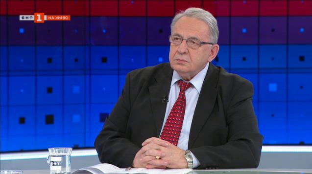 Симеон Николов: Сирия е по-близо до възобновяване на войната