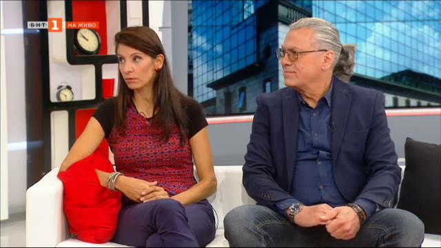 Семейно утро с Иван и Жени Лечеви