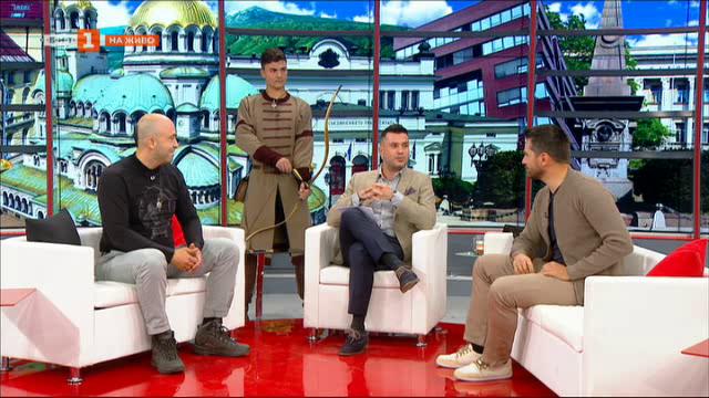 Историческото величие на България - разговор с Миро Димитров и Ангел Тодоров