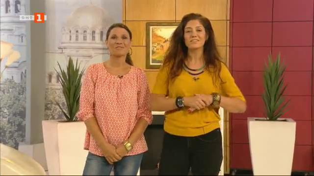 Красимира Хаджииванова и Елисавета Белобрадова от Майко мила
