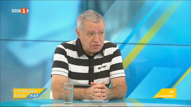 Организацията на местните избори - проф. Михаил Константинов с коментар