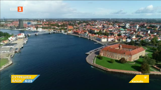 Най-зелената община в Дания