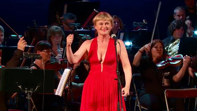 Веселина Кацарова в На опера с БНТ2