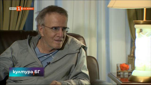 Интервю с Кристоф Ламбер: Доброто кино е като добрата приказка