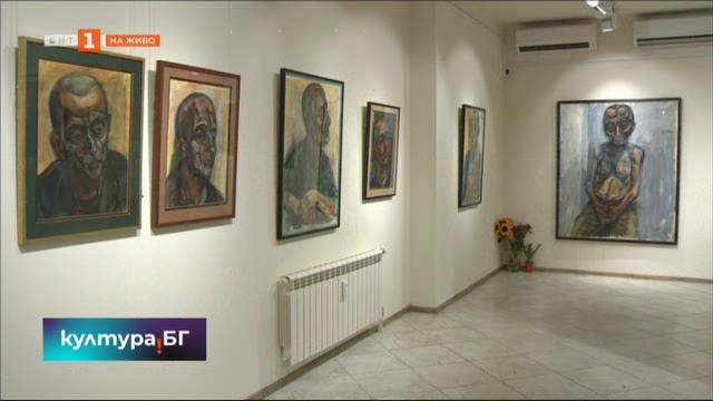 Портрети - изложба на Николай Майсторов в галерия Контраст