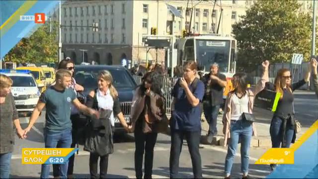 Протестиращите медици очакват положителни промени в здравеопазването