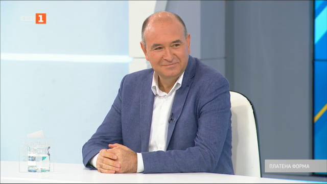 Местни избори 2019: Георги Славов - независим кандидат за кмет на община Ямбол
