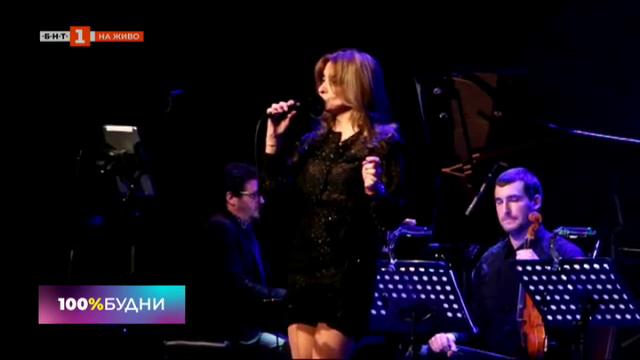 Пловдив джаз фест с певицата Мирослава Кацарова