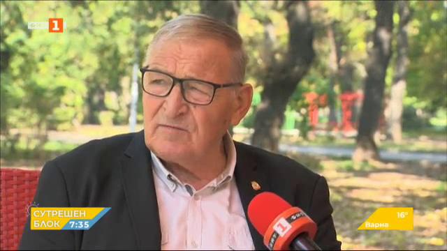 Тезите на Стратега за българския футбол в специално интервю за БНТ
