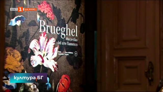 Изложба на фамилията Брьогел в Мадрид
