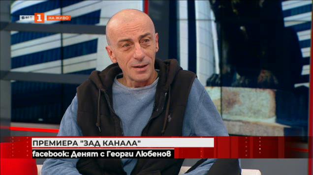 Малин Кръстев за актьорството и живота на сцената