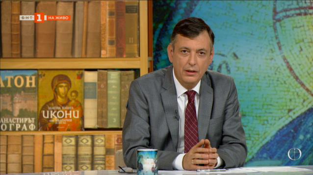 """Има ли напрежение по повод визитата на """"външния министър"""" на Руската църква?"""