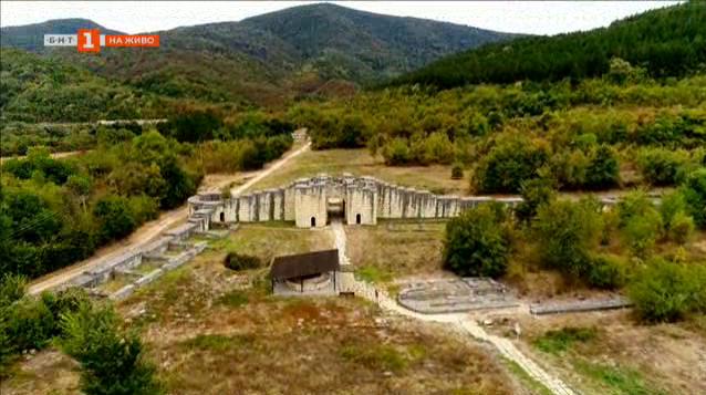 Древен водопровод в Преслав - историята разказва Мария Чернева