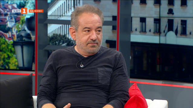 Стефан Командарев - за новия си филм и сюжетите на живота