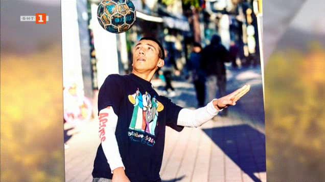 Хари Халил и изкуството на фрийстайл футбола