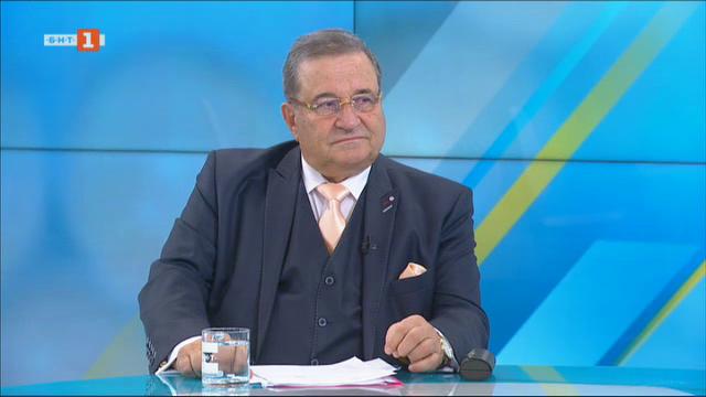 Значението на Балкански поток за България - коментар на проф. Атанас Тасев