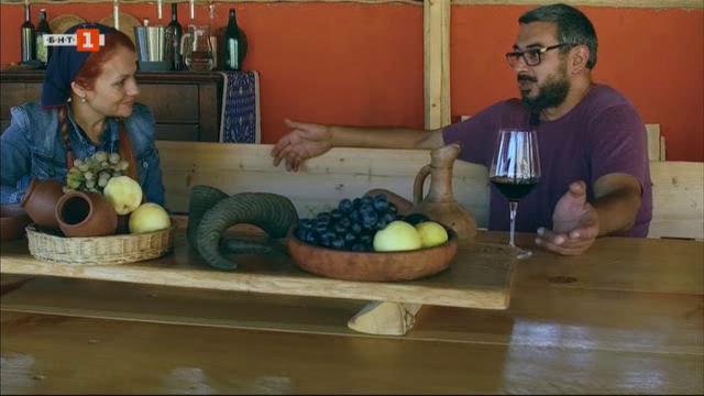 Тайната на грузинските вина