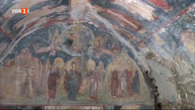 Възраждането на църквата в село Беренде