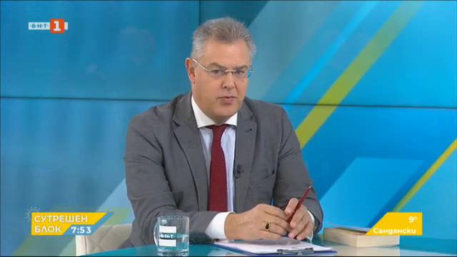 Равносметка на първия тур на местния вот - Александър Андреев, говорител на ЦИК