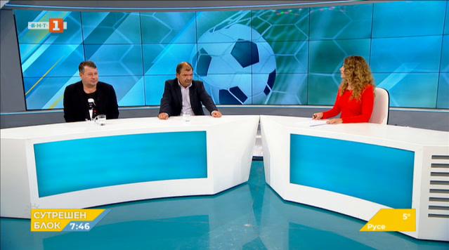 Спортни журналисти: УЕФА не се поддаде на натиска на англичаните