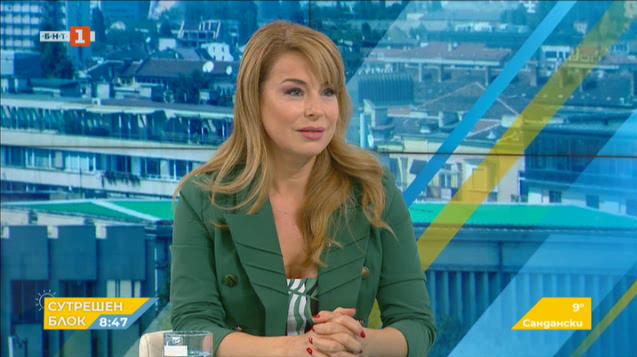 """Мира Добрева с номинация за """"Жена на годината"""""""
