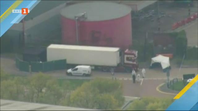 Ексклузивно пред БНТ: Разказ за хладилния камион с 39 жертви