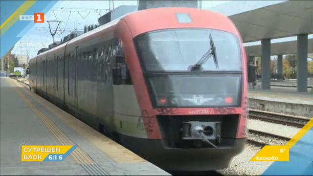 БДЖ с нови локомотиви и вагони