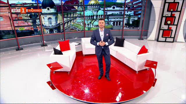 Транспорт и мобилност - говори министър Росен Желязков